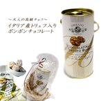 お歳暮 ギフト 白 トリュフチョコレート ボンボンチョコレート 5g×15個入り ウルバーニ イタリア産