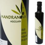 エキストラバージンオリーブオイル イタリア シチリア産 マンドラノーバ 500ml マンドラノーバ社 イタリア産オリーブオイル
