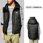 ショッピングGABBANA ドルチェ&ガッバーナ ドルガバ D&G Dolce&Gabbana ダウンベスト メンズ 9r81tg9o411