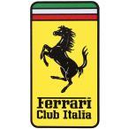 フェラーリ Club Italiaエンブレムステッカー