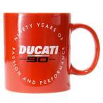 ドゥカティ純正 90周年記念マグカップ