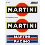 マルティニ&マルティニ レーシングステッカーセット