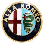アルファロメオ純正ホイールセンターキャップ(Alfa 159/Brera/Spider/Giulietta純正ホイール用)