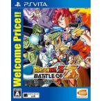 ◆送料無料・即日発送◆PS Vita ドラゴンボールZ BATTLE OF Z (Welcome Price!!) 新品17/07/20