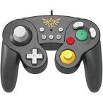◆送料無料・即日発送◆※Switch ホリ クラシックコントローラー for Nintendo Switch ゼルダ 新品18/10/05