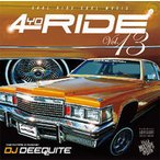4YO RIDE VOL.13 [再発盤] / DJ DEEQUITE
