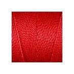 ショッピングビーズ ミニパック C-LON ファインウエイトコード TEX135 シャンハイ レッド 10m巻