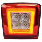 LL-NI-BUA-CR01 クリアーレンズ 日産専用 LED リアフォグ&バックランプ FAIRLADY Z フェアレディZ Z34(2010 06