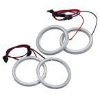 LL-TO09 TOYOTA・トヨタ Vellfire ヴェルファイア(20系) 高輝度LEDイカリング ( LEDイカリング)