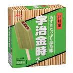 ショッピングアイスクリーム 【井村屋アイスクリーム】 BOX宇治金時バー 8箱