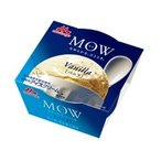 ショッピングアイスクリーム 【森永アイスクリーム】 MOW(モウ) バニラ 18個