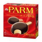 ショッピングアイスクリーム 【森永アイスクリーム】PARM チョコレート 6箱