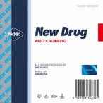 AKLO+NORIKIYO NEW DRUG CD ALBUM アルバム
