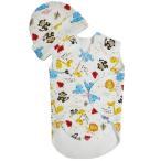 【未熟児】【低出生体重児】【早産児】【NICU】用 ベビー服:ラップセット ベイビーズー