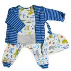 【未熟児】【低出生体重児】【早産児】【NICU】用 ベビー服: シーライフ