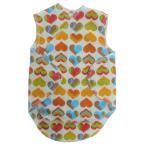 【未熟児】【低出生体重児】【早産児】【NICU】用 ベビー服:ボディーラップ アビー