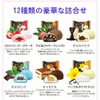 ショッピングアイスクリーム モチクリームアイス12個入