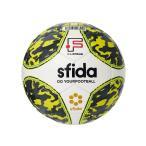 INFINITO NEO PRO JFA検定球/Fリーグ公式試合球(フットサル4号球)(イエロー)・sfida(スフィーダ)BSF-IN21