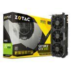 ZOTAC GeForce GTX 1080 AMP Extreme オーバークロック ZTGTX1080-8GD5XAMPEX01/ ZT-P10800B-10P