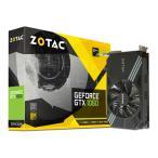 ZOTAC Geforce GTX 1060 6GB シングルファン設計ショートサイズビデオカード|ZTGTX1060-GD5STD/ZT-P10600A-10L