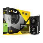ZOTAC GeForce GTX 1050 Ti 4GB OC オーバークロック仕様 ZTGTX1050TI-4GD5OC001/ZT-P10510B-10L