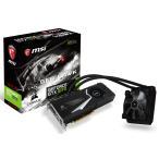 MSI GeForce GTX 1070 SEA HAWK X コルセア社水冷クーラー採用ハイブリッド冷却ビデオカード