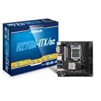 ASRock H270M-ITX/ac インテルH270チップセット搭載Mini-ITXマザーボード
