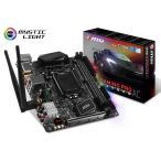 MSI Z270I GAMING PRO CARBON AC カーボンブラック ゲーミングMini-ITXマザーボード