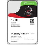 Seagate Ironwolf(NAS HDD)3.5inch SATA 6GB/s 12TB 7200RPM 256MB 4K 26.11mm Helium|ST12000VN0007