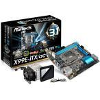 ASRock Intel X99 Expressチップセット搭載Mini-ITXマザーボード X99E-ITX/ac (X99E-ITX/ac)