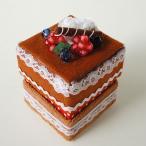 パイオニア 手芸キット インスタント麺のカップで作る スイーツボックス カップケーキ 48415