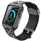 Apple Watch バンドケース i-BLASON アップルウォッチ (42mm)  2層構造 ハイブリッド ( TPU × ポリカーボネート )  Unity シリーズ ハイブリッド プロテクティ