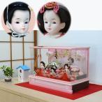 プリンセス雛人形 さくら・五人飾り
