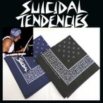 春夏   SUICIDAL TENDENCIES BANDANA