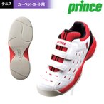 ショッピングテニス シューズ 「2016新製品」Prince(プリンス)「ジュニアテニスシューズ DPS654」ハード&カーペットコート用テニスシューズ