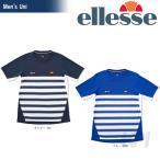 「2017新製品」エレッセ Ellesse 「メンズ ゲームシャツ EM07201」テニスウェア「2017SS」