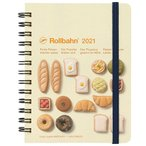 デルフォニックス 2021年 手帳 ロルバーン アイシングクッキーANTOLPO M クリーム 110014-200