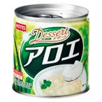 数量限定 デザート アロエ 缶詰 タイ産 190g × 12個 ホテイフーズ