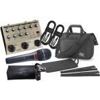 audio-technicaマイクAE6100+BOSS VE-8 アコギ弾き語りに最適なセット
