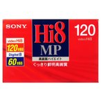 【ソニー/SONY】8ミリビデオカセットテープ 120分(P6-120HMP3)