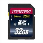 【トランセンド/Transcend】 SDHCカードTS32GSDHC10 【32GB】