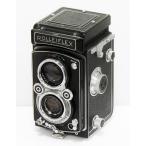 【中古】 Rollei ローライフレックス MX(クセナー75mmF3.5レンズモデル)[フイルム二眼レフカメラ]