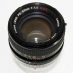 【ジャンク品】【マニュアルフォーカスレンズ】 Canon FD 50mmF1.4 S.S.C.