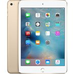 美品 iPad mini4 Wi-Fi Cellular 32GB au版 ゴールド セルラー