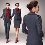 フォーマル スーツ スカートスーツ OL ビジネス スー