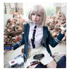 七海 千秋 スーパーダンガンロンパ2 日常服 制服 コスプレ衣装 コスチューム cosplay ゲーマー la192g3g3j2