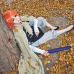 銀魂 神威 かむい 夜兎族 変装 仮装 コスプレ コスチューム cosplay ぎんたま la304g3g3w5