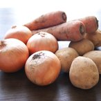 其它 - 『JAS有機野菜セット 根菜バージョン』 じゃがいも・玉ねぎ・にんじん 各1キロずつ 計:約3kg *常温便 *送料込