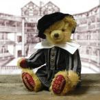 シェイクスピア生誕450周年記念(William Shakespeare) テディベア グリーンハーマン社  限定テディベア