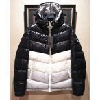 イタリア・ミラノ発*BOLINI*ブラックラインdesigner*高級グースダウン使用・極地防寒ダウンジャケット48/L